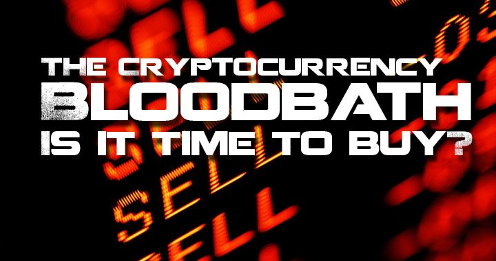 2018 crypto bloodbath