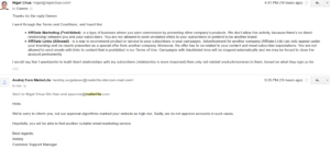 20180612 mailerlite rejected nigelchua com