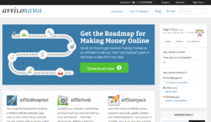 affilojetpack main page