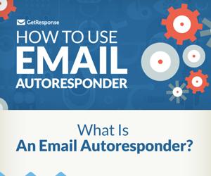 email autoresponder with getresponse