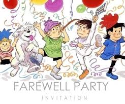 farewell party day