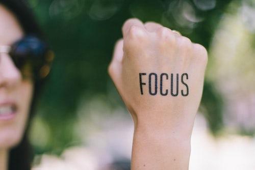 focus on making money online