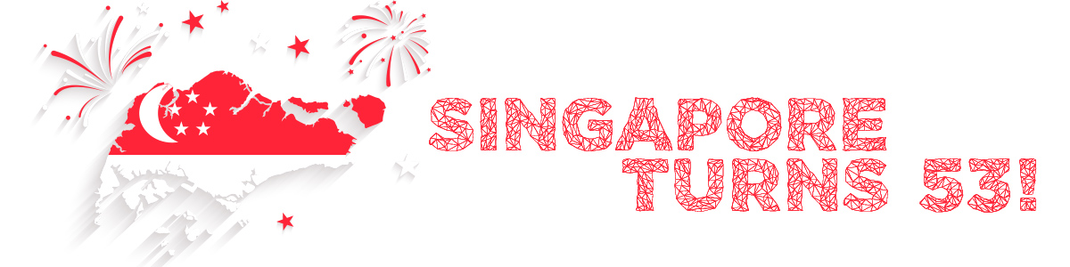 happy 53r national birthday singapore