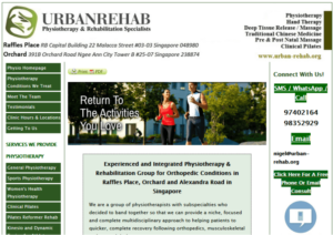 old urban rehab website