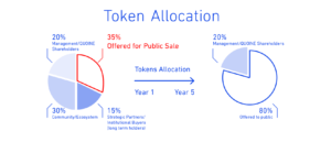 qash ico token allocation