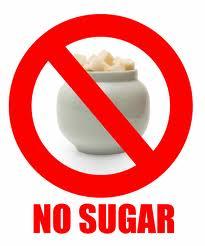 removing sugar