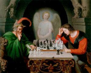 schachspielers