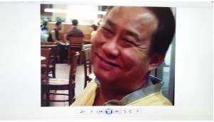 smiling papa
